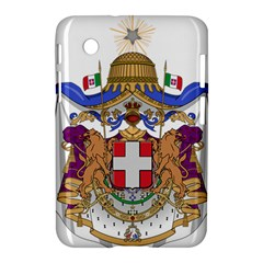 Greater Coat of Arms of Italy, 1870-1890 Samsung Galaxy Tab 2 (7 ) P3100 Hardshell Case