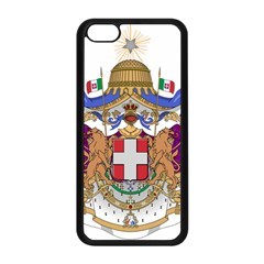 Greater Coat of Arms of Italy, 1870-1890 Apple iPhone 5C Seamless Case (Black)