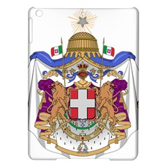 Greater Coat of Arms of Italy, 1870-1890 iPad Air Hardshell Cases