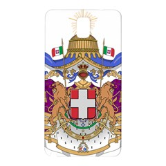 Greater Coat of Arms of Italy, 1870-1890 Samsung Galaxy Note 3 N9005 Hardshell Back Case