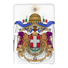 Greater Coat of Arms of Italy, 1870-1890 Samsung Galaxy Tab Pro 12.2 Hardshell Case