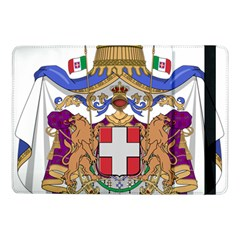 Greater Coat of Arms of Italy, 1870-1890 Samsung Galaxy Tab Pro 10.1  Flip Case