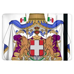 Greater Coat of Arms of Italy, 1870-1890 iPad Air Flip