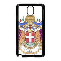 Greater Coat of Arms of Italy, 1870-1890 Samsung Galaxy Note 3 Neo Hardshell Case (Black)