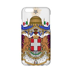 Greater Coat of Arms of Italy, 1870-1890 Apple iPhone 6/6S Hardshell Case