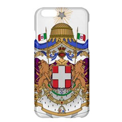 Greater Coat of Arms of Italy, 1870-1890 Apple iPhone 6 Plus/6S Plus Hardshell Case