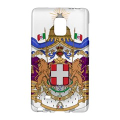 Greater Coat of Arms of Italy, 1870-1890 Galaxy Note Edge