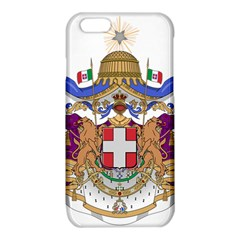 Greater Coat of Arms of Italy, 1870-1890 iPhone 6/6S TPU Case