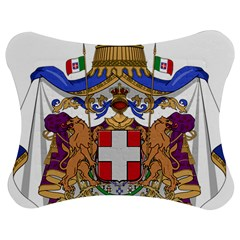 Greater Coat of Arms of Italy, 1870-1890 Jigsaw Puzzle Photo Stand (Bow)
