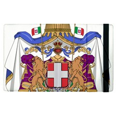 Greater Coat of Arms of Italy, 1870-1890 Apple iPad Pro 9.7   Flip Case