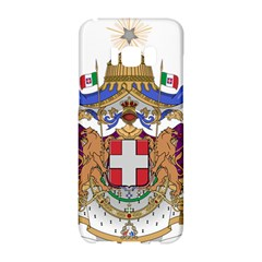 Greater Coat of Arms of Italy, 1870-1890 Samsung Galaxy S8 Hardshell Case