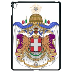 Greater Coat of Arms of Italy, 1870-1890 Apple iPad Pro 9.7   Black Seamless Case