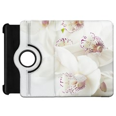 Orchids Flowers White Background Kindle Fire HD 7