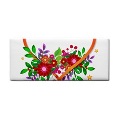 Heart Flowers Sign Cosmetic Storage Cases