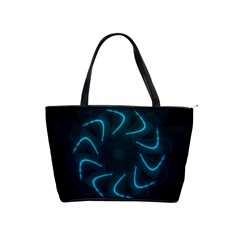 Background Abstract Decorative Shoulder Handbags