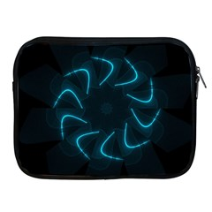 Background Abstract Decorative Apple Ipad 2/3/4 Zipper Cases