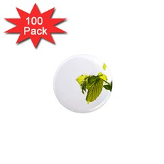 Leaves Nature 1  Mini Magnets (100 Pack)