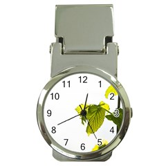 Leaves Nature Money Clip Watches
