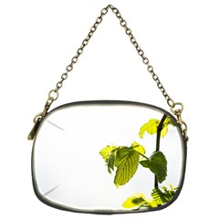 Leaves Nature Chain Purses (one Side)