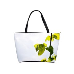 Leaves Nature Shoulder Handbags