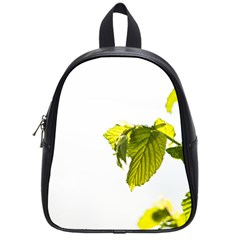 Leaves Nature School Bags (small)