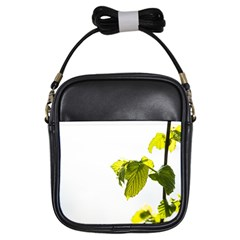 Leaves Nature Girls Sling Bags