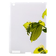 Leaves Nature Apple Ipad 3/4 Hardshell Case (compatible With Smart Cover)