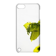 Leaves Nature Apple Ipod Touch 5 Hardshell Case With Stand