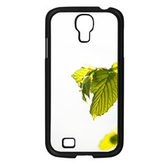 Leaves Nature Samsung Galaxy S4 I9500/ I9505 Case (black)