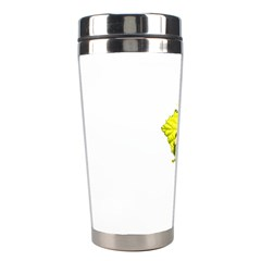 Leaves Nature Stainless Steel Travel Tumblers