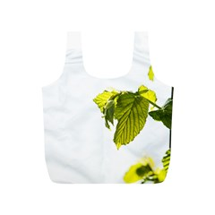 Leaves Nature Full Print Recycle Bags (s)