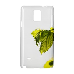 Leaves Nature Samsung Galaxy Note 4 Hardshell Case