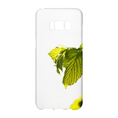 Leaves Nature Samsung Galaxy S8 Hardshell Case