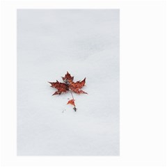 Winter Maple Minimalist Simple Large Garden Flag (two Sides)
