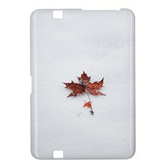 Winter Maple Minimalist Simple Kindle Fire Hd 8 9