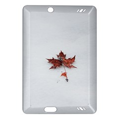 Winter Maple Minimalist Simple Amazon Kindle Fire Hd (2013) Hardshell Case