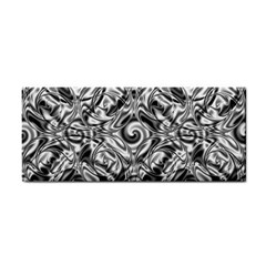 Gray Scale Pattern Tile Design Cosmetic Storage Cases