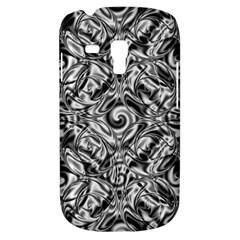 Gray Scale Pattern Tile Design Galaxy S3 Mini