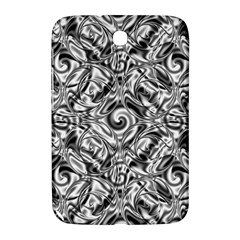 Gray Scale Pattern Tile Design Samsung Galaxy Note 8 0 N5100 Hardshell Case
