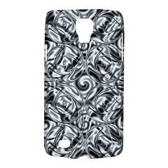 Gray Scale Pattern Tile Design Galaxy S4 Active