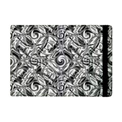 Gray Scale Pattern Tile Design iPad Mini 2 Flip Cases