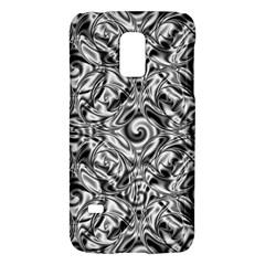 Gray Scale Pattern Tile Design Galaxy S5 Mini