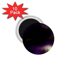 The Northern Lights Nature 1 75  Magnets (10 Pack)
