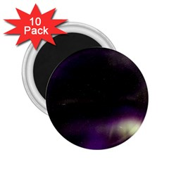 The Northern Lights Nature 2.25  Magnets (10 pack)