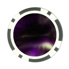The Northern Lights Nature Poker Chip Card Guard (10 Pack)