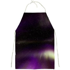 The Northern Lights Nature Full Print Aprons