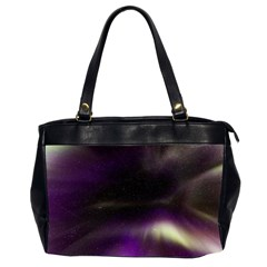 The Northern Lights Nature Office Handbags (2 Sides)