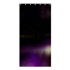 The Northern Lights Nature Shower Curtain 36  x 72  (Stall)