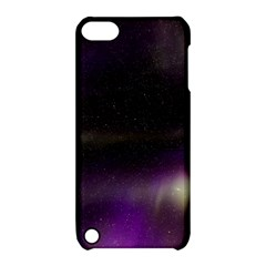 The Northern Lights Nature Apple Ipod Touch 5 Hardshell Case With Stand