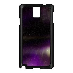 The Northern Lights Nature Samsung Galaxy Note 3 N9005 Case (black)